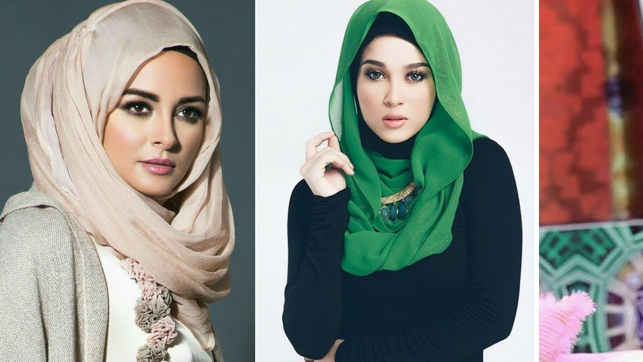 College fashionable hijab ideas//Hijab collection for school and College  girl 2018