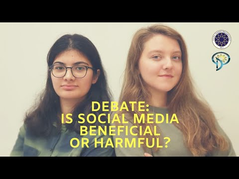 Debate: Is Social Media Beneficial Or Harmful? - Yıldız Teknik Üniversitesi YDYO