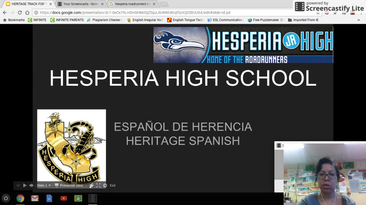 Hesperia High School