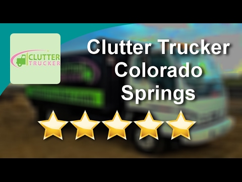 Junk Removal in Colorado Springs - Colorado Springs Junk Removal Reviews
