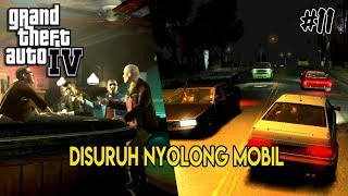 GTA 4 PC GAMEPLAY MISI #11 : CLEAN GATEWAY
