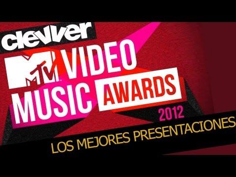 MTV Video Music Awards 2012 Lo Mejor!