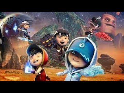 My Favourite Song of Boboiboy  Movie{Thank You For Support}