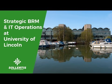 Strategic BRM & IT Operations at University of Lincoln
