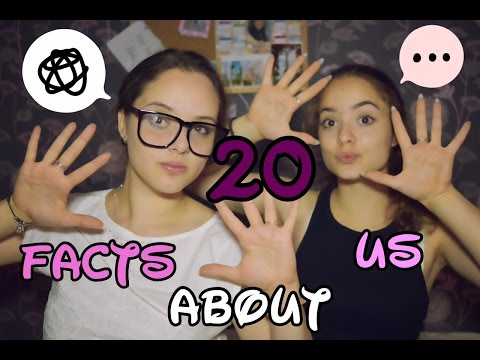 20 facts about us
