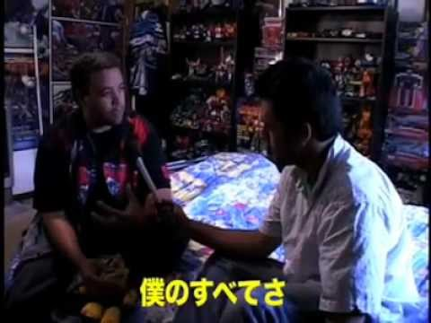 Transformers Number 1 Fan Mike Johnson (Magnus) 2007 Interview with Vlogazine Part 2