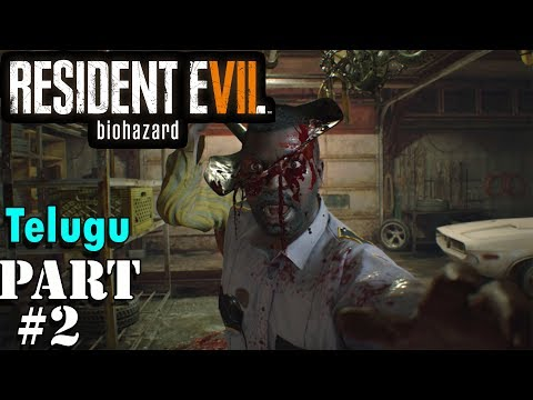 Resident Evil 7: Biohazard In Telugu Part 2 || Telugu Gamer | Gaming In Telugu
