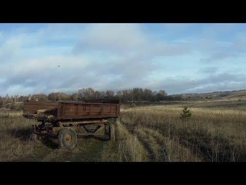 Путешествие по Вачскому району Нижегородской области. Часть 1. Заброшенные деревни Сурск и Валтырево