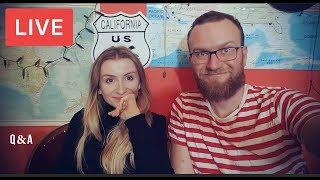 Busem Przez Świat LIVE #1 - Pytania i odpowiedzi