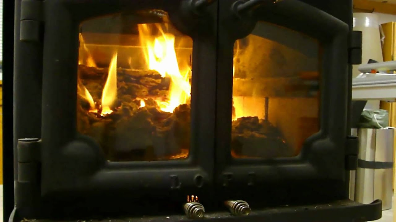 Lopi Fire Dragon Wood Stove
