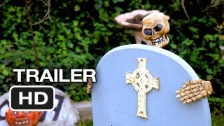 The American Scream TRAILER 1 (2012) - Halloween Documentary Movie HD