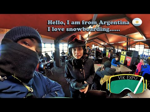 S1E4 | Teaching Claudia How To Snowboard At Mount Hutt