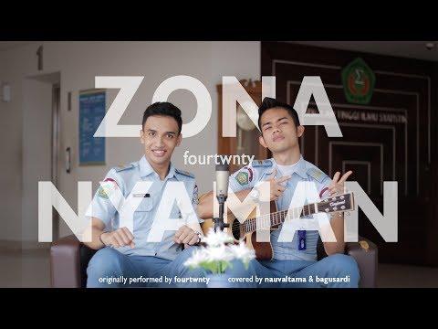 fourtwnty - Zona Nyaman (Cover) Nauval Tama ft. Bagus Ardi