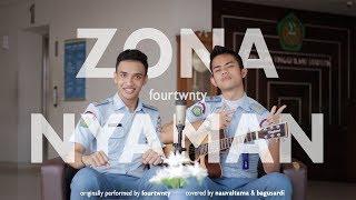 Gambar cover fourtwnty - Zona Nyaman (Cover) Nauval Tama ft. Bagus Ardi