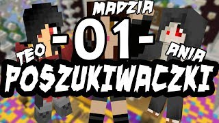 Minecraft Map Poszukiwaczki #01 - Babski Team! / Teo, Niezapominajka