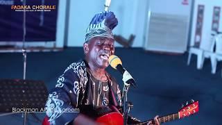Blackman Akeeb Kareem live in Concert