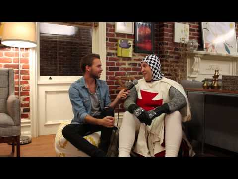 WEIRD LONERS Star Nate Torrence