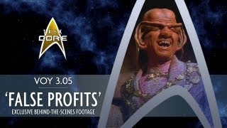 "Inside Star Trek: Voyager's ""False Profits"" - Visual Effects and Outtakes"