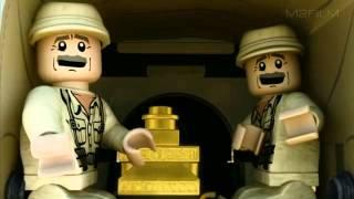 Lego Indiana Jones Short film