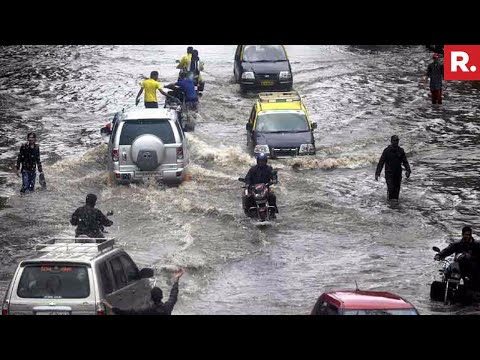 Non Stop Live Coverage: Heavy Rains in Mumbai