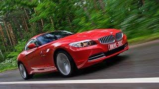 BMW Z4 2009 — звук мотора