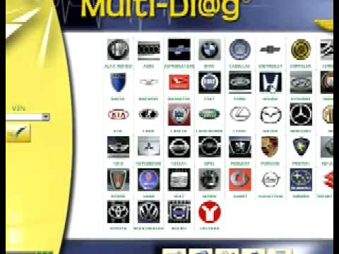 Actia Multidiag 22008