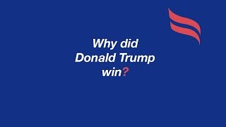 #Yang2020 Q&A | Why did Donald Trump win?