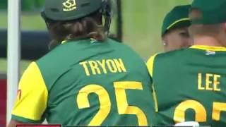 Womens Cricket SA Vs India 2nd  T-20 Buffalo Park, EAST london thumbnail