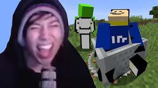 The Funniest Dream SMP Introduction Ever
