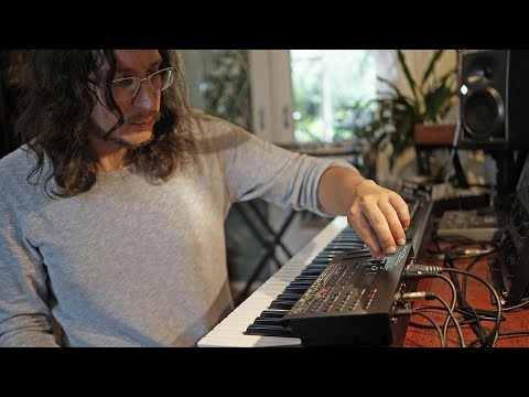 Legowelt Artist Patches for Roland Boutique D-05 Linear Synthesizer