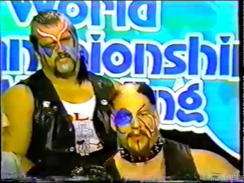 NWA World Championship Wrestling October #1 1983