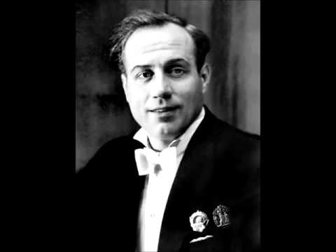"""Ivan Kozlovsky :  """"Ecco ridente""""  from Il Barbiere di Seviglia"""