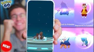 THE BEST NEW POKÉMON? Evolving to NEW GEN 5 in Pokémon GO!