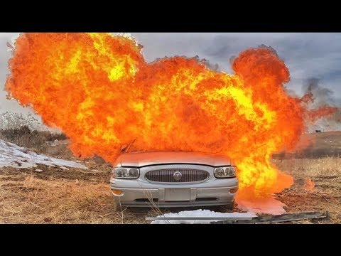 Buick FIRE AGAIN! | Mark Freeman #408