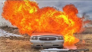 Buick FIRE AGAIN!