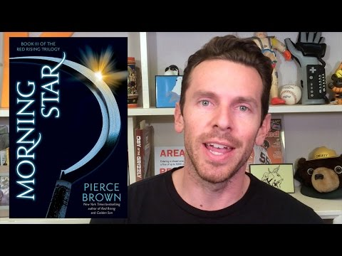 Audiobook Review: Morning Star by Pierce Brown