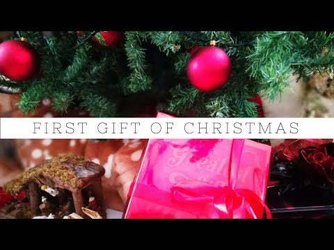 the first gift of christmas easy diy