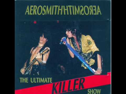 Aerosmith Get It Up Live Philly '78