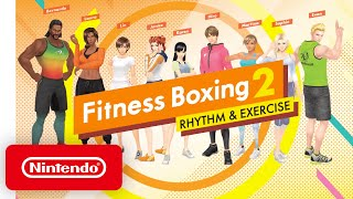 Fitness Boxing 2: Rhythm & Exercise - Meet the Trainers - Nintendo Switch