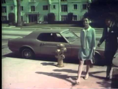 super popular 51f94 139ba 1970 Ford Mustang TV Ad Commercial (1 4). Classic Car Channel