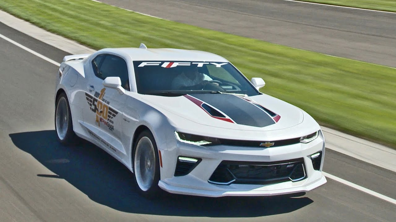 2017 Camaro 50th Anniversary >> First Drive 2017 Camaro Ss 50th Anniversary Edition
