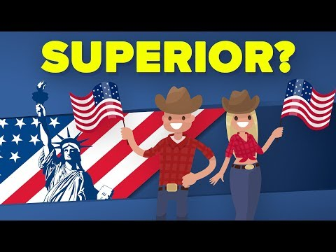 Do Americans Think They Are Superior To Others?