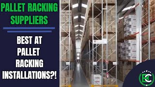 Pallet Racking Suppliers | 🚚 Pallet Racking Installers for UK Storage Solutions 🚚