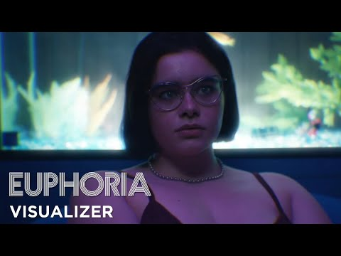 euphoria | official music by labrinth - visualizer (s1 ep1) | HBO