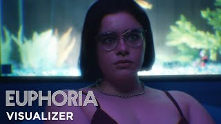 euphoria visualizer s1 ep1 HBO