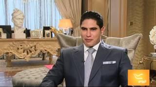 قصة كفاح رجل الاعمال/ أحمد أبوهشيمة رئيس مجلس إدارة مجموعة حديد المصريين