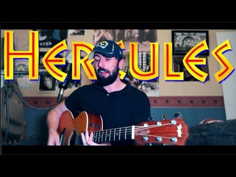 HERCULES - ZERO TO HERO - COVER
