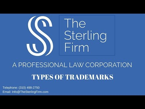 TYPES OF TRADEMARKS