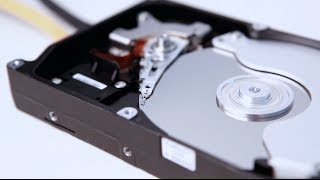 HDD spinning, spin-up, spin-down