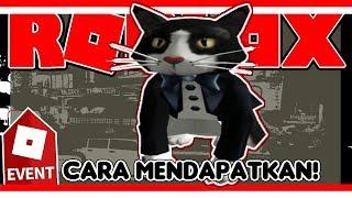 [EVENT] Mendapatkan Tuxedo Cat | Roblox The 6th Annual Bloxys